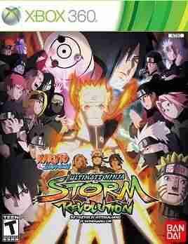 Descargar Naruto Shippuden Ultimate Ninja Storm Revolution [MULTI][USA][XDG3][MRPIANO] por Torrent